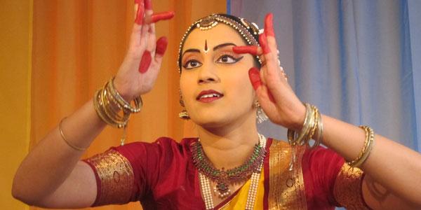 Indische Prinzessin Wird Geleckt